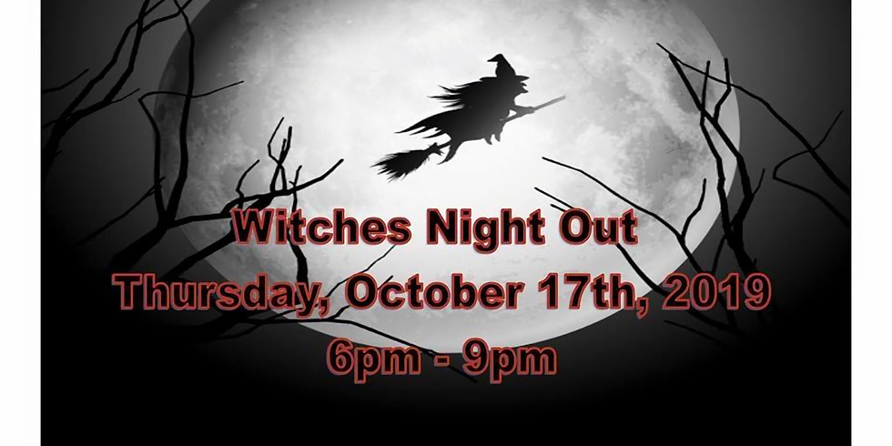 Witches Night Out - Participating