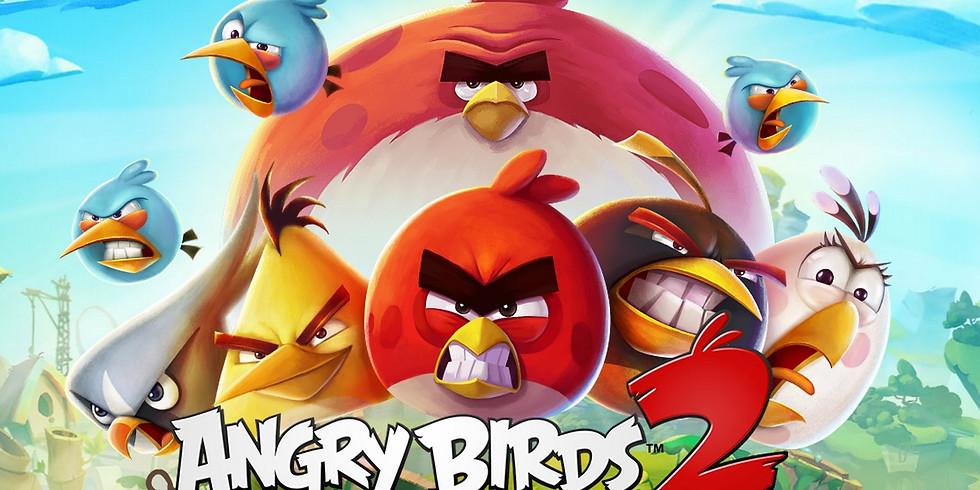 Angry Birds Movie 2 - $6/ticket