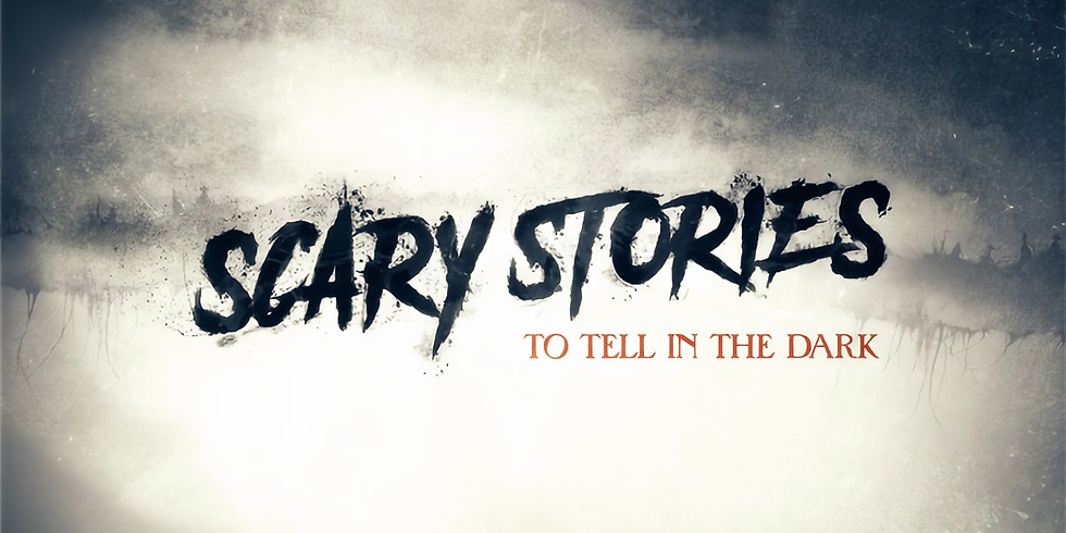 Scary Stories to Tell in the Dark ~ $6