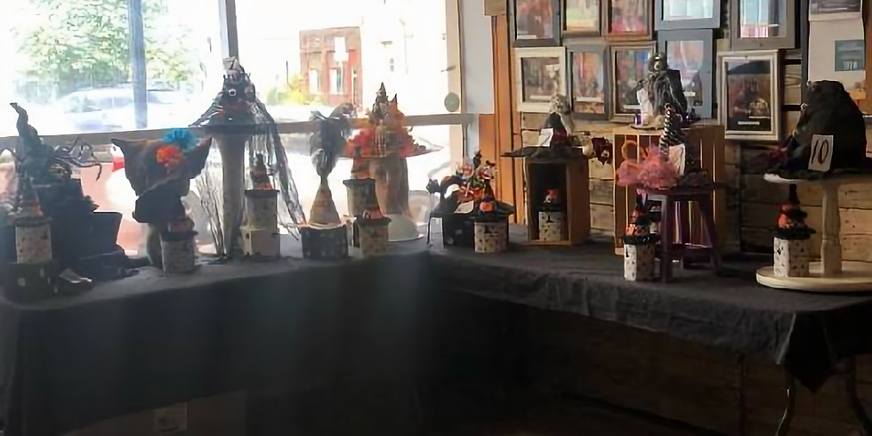 Vote for the Best Witches Night In Hat - Fundraiser