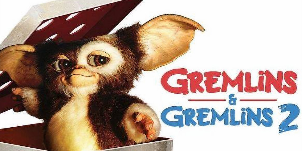 Double Feature: Gremlins & Gremlins 2 ~ $10