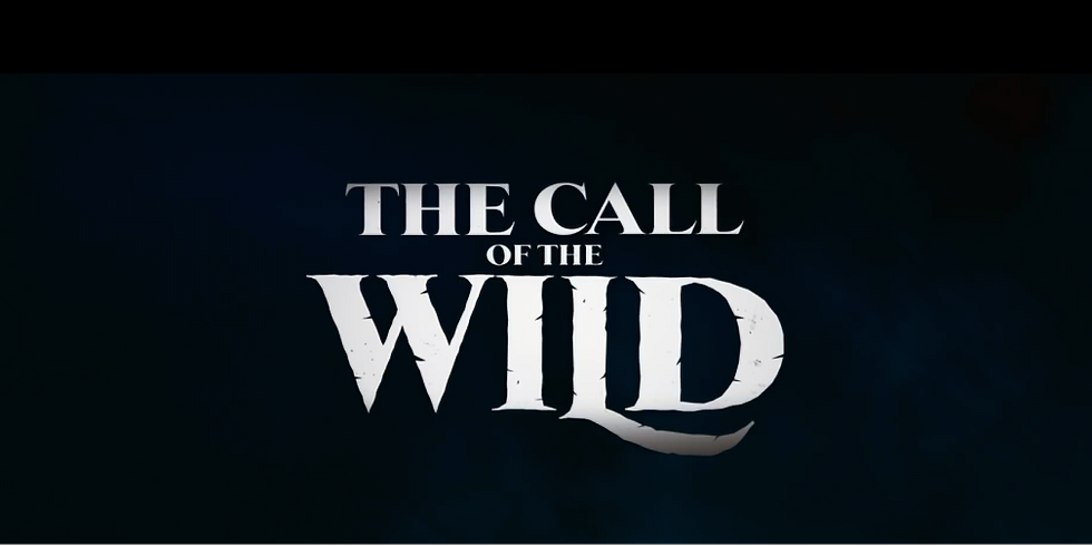 Call of the Wild (2020) ~ $6.00