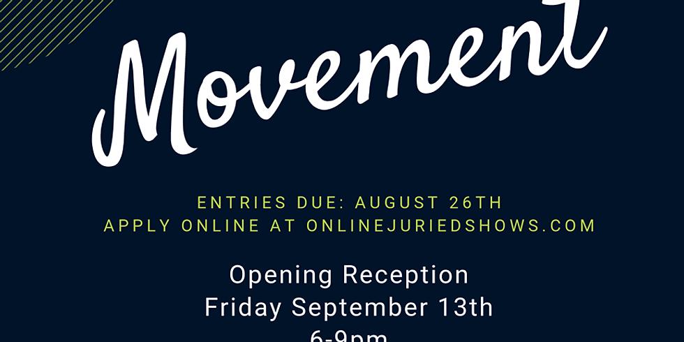 "Augusta Art Center Gallery ""Movement"" Opening Reception"