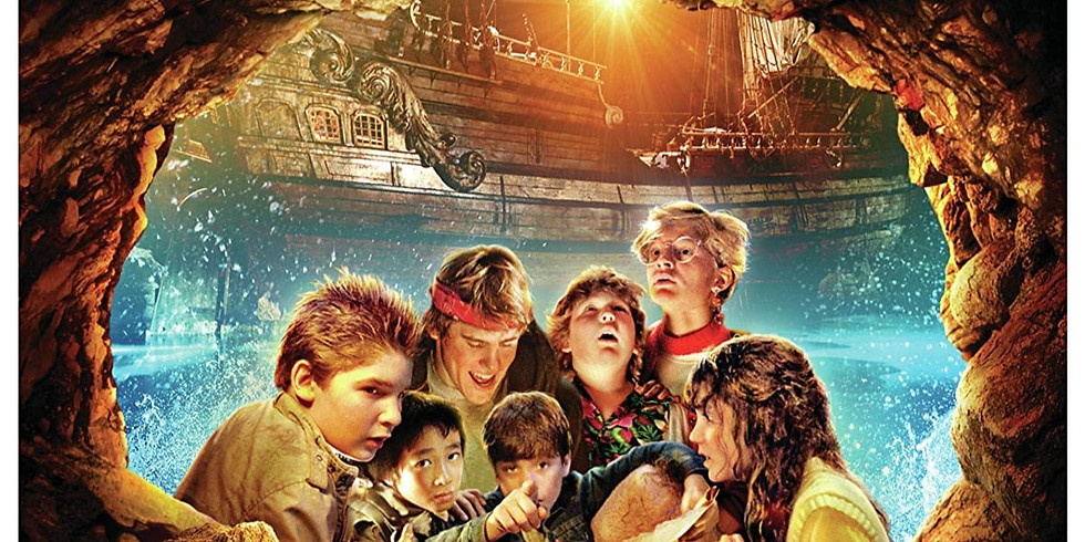 July 9th - The Goonies - PG