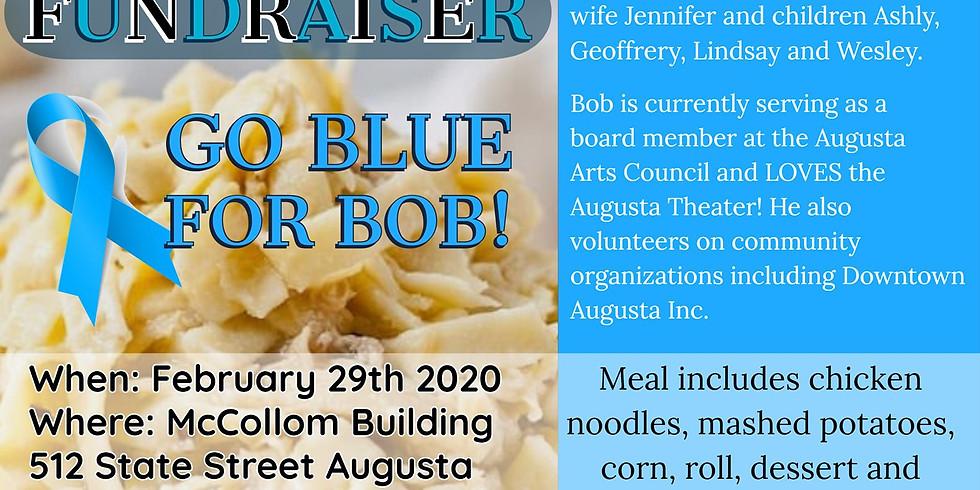Go Blue for Bob ~ Fundraiser
