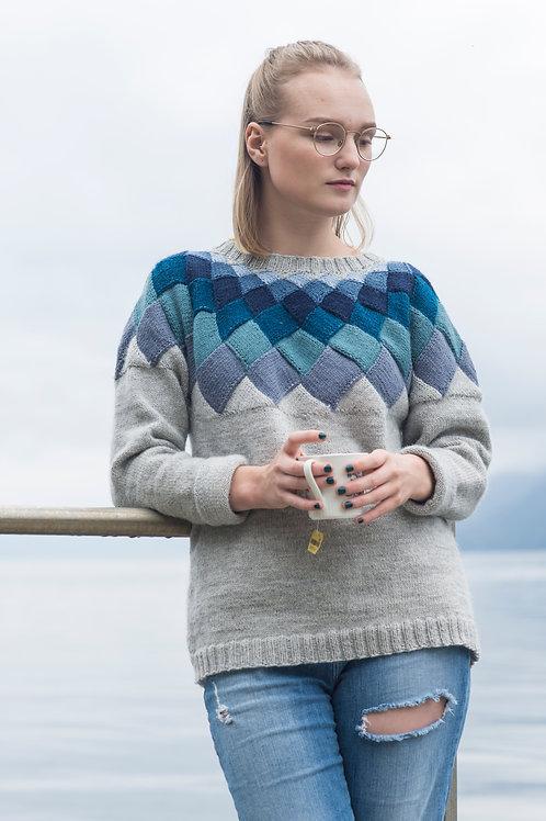 Oppskrift på Livø-genseren