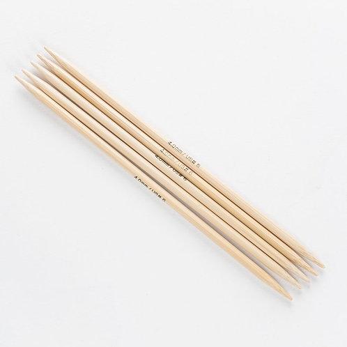 Bambus  Strømpepinner 2,5 mm