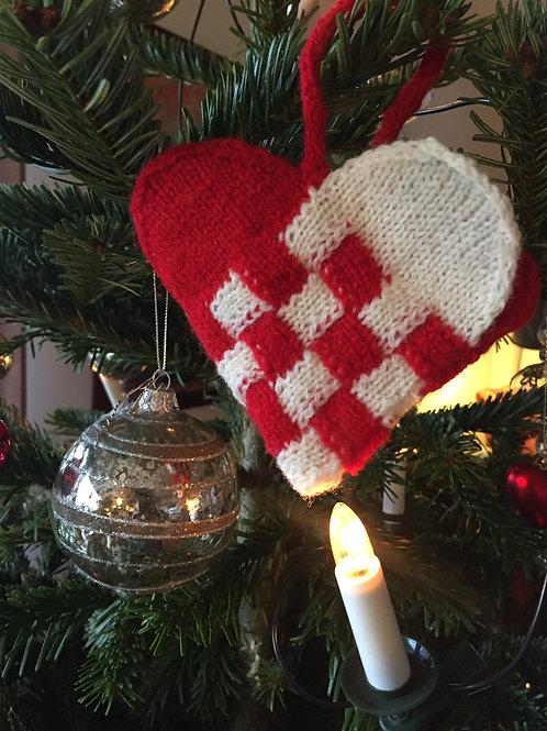 Oppskrift på Julekurv