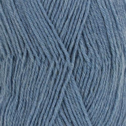 Drops Fabel 103 gråblå