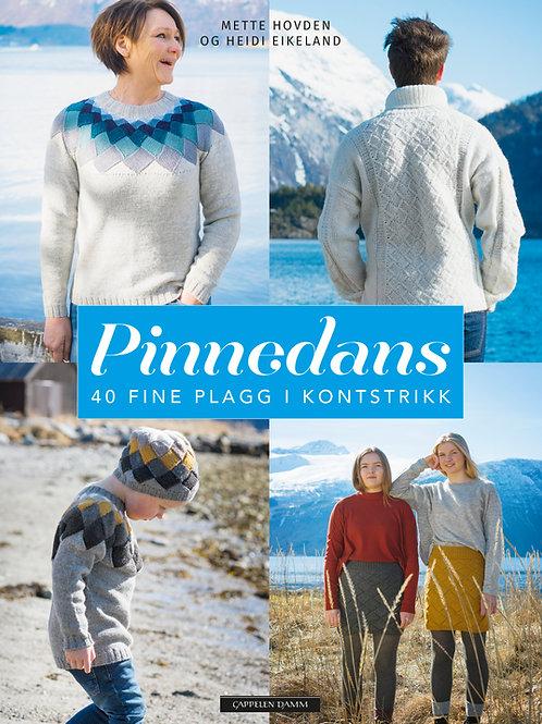 Pinnedans-40 fine plagg i kontstrikk