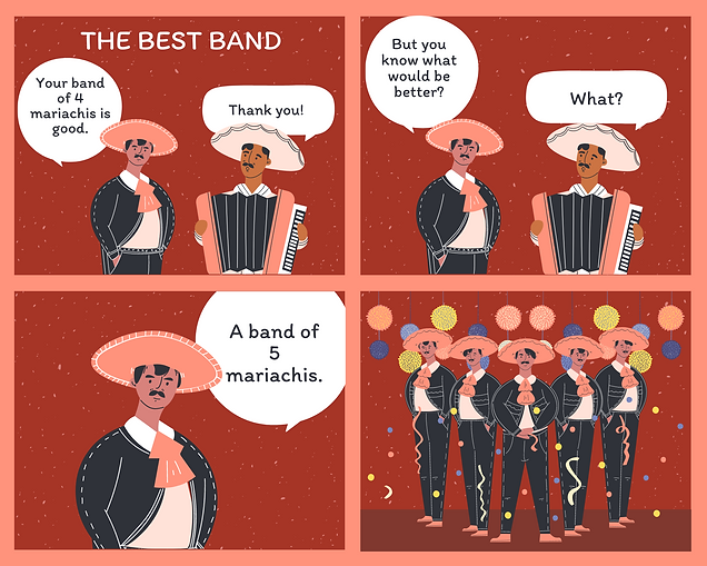 The best band