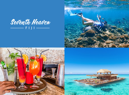 Seventh Heaven Fiji Announcement August 2020