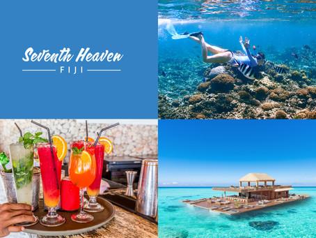 Seventh Heaven Fiji Announcement August 2020