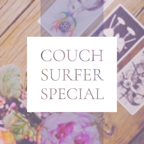 Couch Surfer $555 until 3/30!