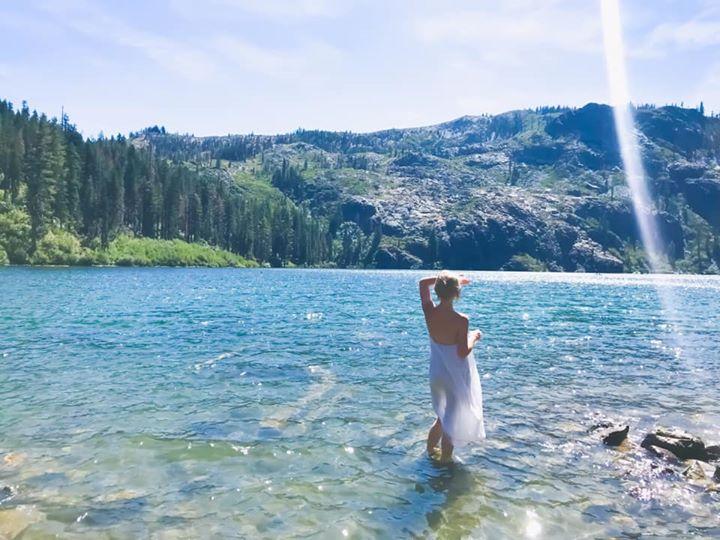 Castle Lake in Mt. Shasta