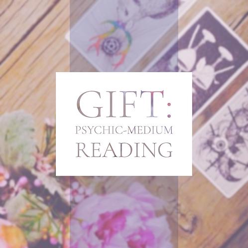 Psychic-Medium Reading-30 Minute