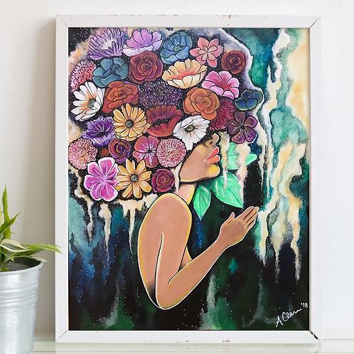 High Priestess Art Print