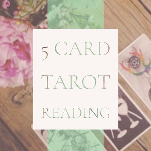 5 Card Reading