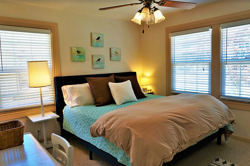 Blue Jay Room- Shared Queen $799