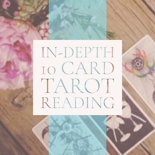 MOST POPULAR! 30 Minute Tarot Reading