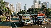 Jeepney à Ermita, photo de Manille, Metro Manila