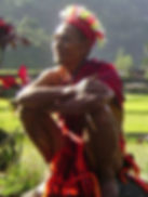 voyage organisé philippines, homme de la tribu Ifugao à Banaue