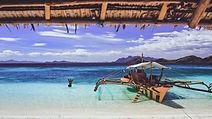 Island Hopping à Coron Palawan