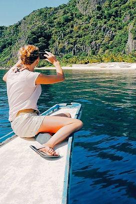 voyage philippines tout inclus, Island Hopping Coron, Black Island 2020