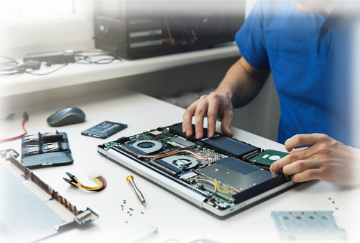 Laptop repairs Nottingham