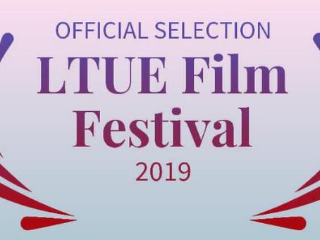 """Pestkop"" screening at 'LTUE Film Festival' in Provo/Utah."