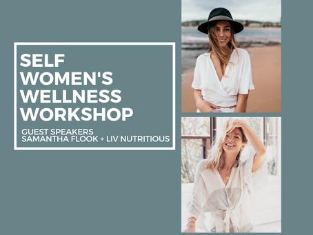 Womens Wellness Workshop