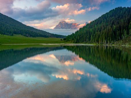 Lago di Calaita - Parco Naturale Paneveggio