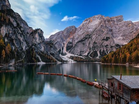 Lago di Braies - Perla dei Laghi delle Dolomiti