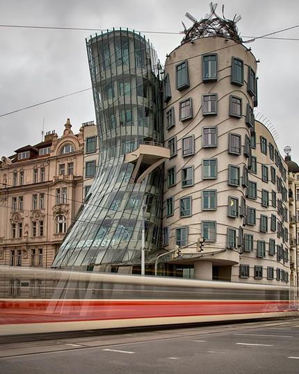 Dancing House Praga
