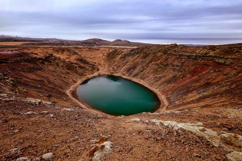 Keryd Crater