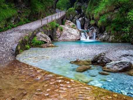 Val Vertova - Oasi naturale