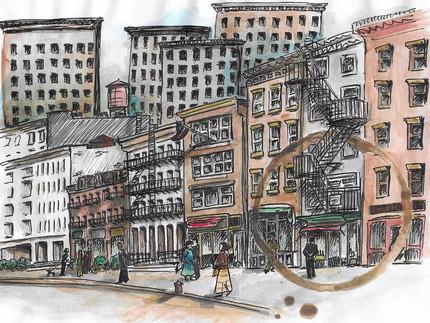 The Traveller in Residence: Maeve Brennan's New York