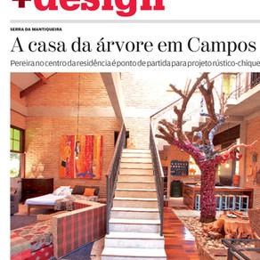 Casa da árvore em Campos