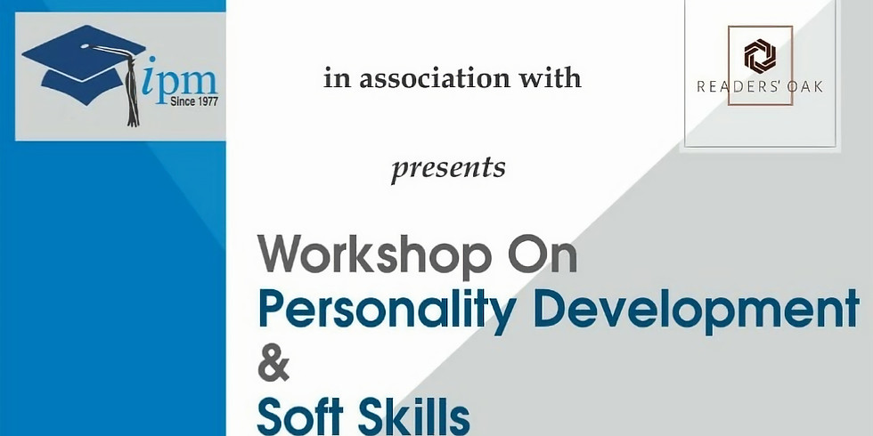 Workshop on Personality Development and Soft Skills