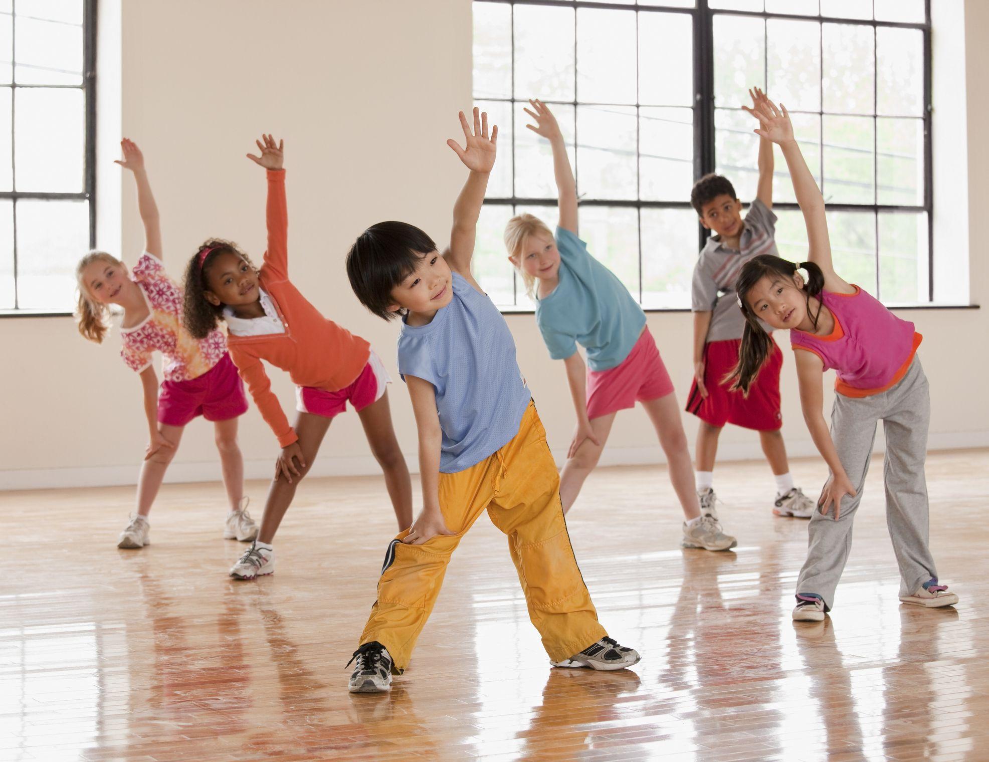 Kids Workout