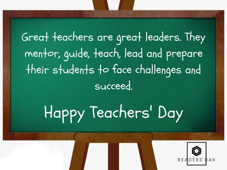 Leadership Development Tip: Be a Teacher