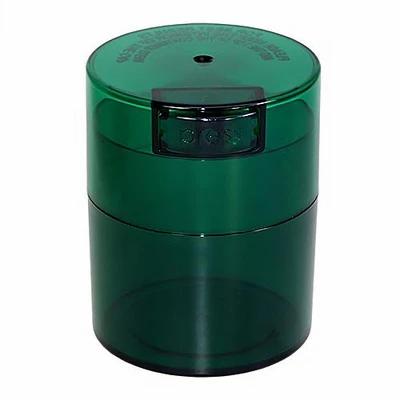 קופסת אחסון TightVac 0.29L ירוק שקוף