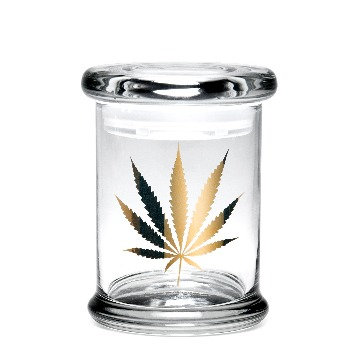 420 Science - צנצנת אחסון איכותית מזכוכית גודל בינוני