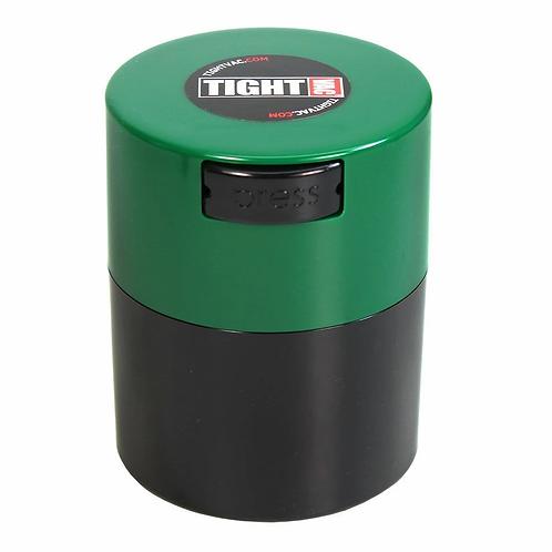 קופסת אחסון TightVac 0.29L ירוק-מושחר