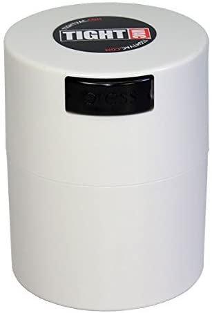 קופסת אחסון TightVac 0.29L לבן