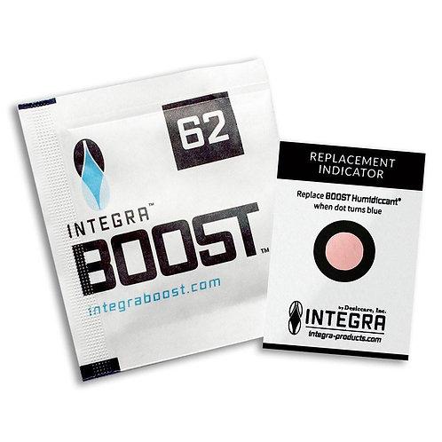 Integra BOOST שקית לחות 8 גרם 62%
