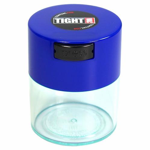 קופסת אחסון TightVac 0.29L כחול-שקוף