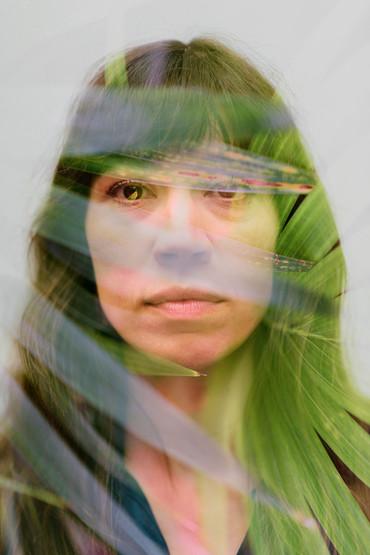 Danish Author Kristina Stoltze. Shot for Berlingske