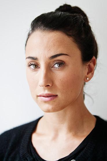 Danish singer Medina. Shot for Berlingske