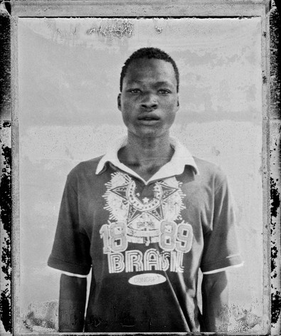 Name: Jabriel Steven. Age: 19 years. From: Maban, South Sudan. Has been in Jamam in 3 months. The reason why he is in the refugee camp: He works as a translator for doctors and nurses in the clinic.